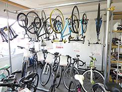 ロードバイクコーナー