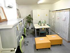 オフィス家具コーナー