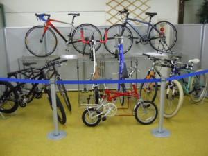 ☆自転車飾ってみました☆