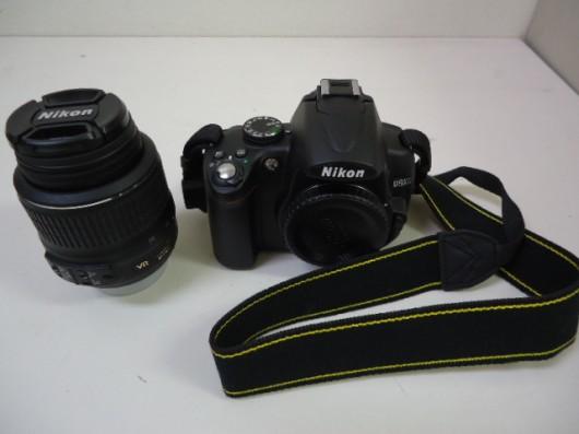 Nikon D5000 あります!!