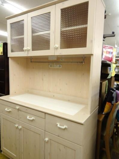 ♪Orange キッチンボード/食器棚入荷しました\(^o^)/