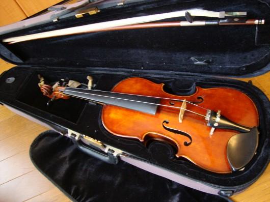 1899年製ヴァイオリン 買取りでやんす。
