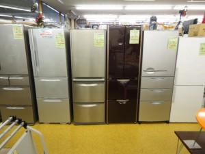 大型 冷蔵庫 在庫多数ありますよ~♫