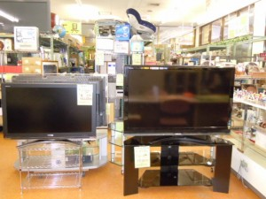 ☆TOSHIBA・レグザ・46型液晶テレビ買取りしました。