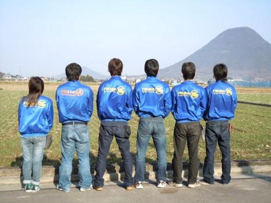 ★6人の【リユース魂】