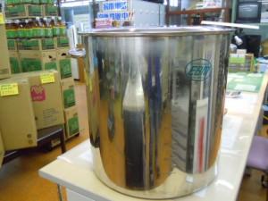 ◆大きな大きな寸胴鍋買取りました。