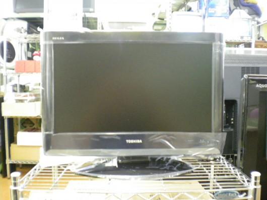 東芝 液晶テレビ レグザ 19A8000入荷致しました!!