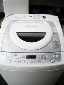 2009年製の冷蔵庫&洗濯機買取りました。