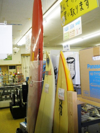 Dick Brewer 9.5フィート サーフボード 入荷しました!!
