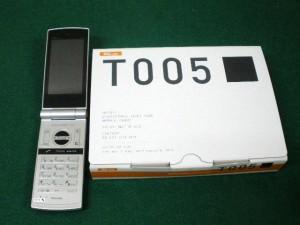 ★au/T005 ★docomo/BlackBerry 携帯電話入荷しました~\(^o^)/
