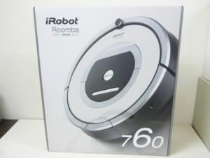 ★ロボット掃除機アイロボット【Roomba/ルンバ 760】 入荷しました。