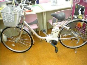 パナソニック 電動アシスト自転車入ったで―(^O^)/
