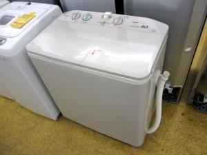 二槽式洗濯機が入荷しました!