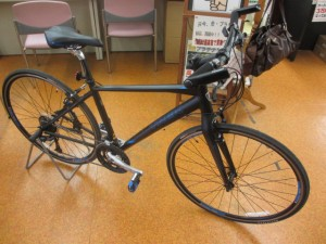 TREKのクロスバイク7.4FX
