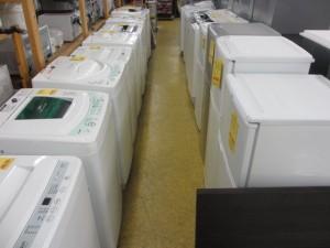 冷蔵庫・洗濯機ぞくぞく入荷~♪