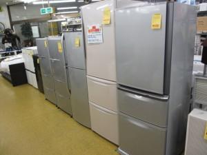 冷蔵庫も各種販売中