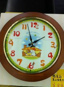 かめだ製菓のからくり時計