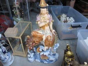 キレイな仏像