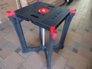 折りたたみ式作業台