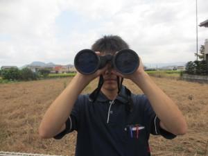 レンズの直径は7cm