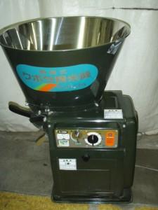 クボタ循環式精米機