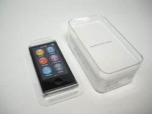 第7世代 iPod nano 16GBを買取ました!