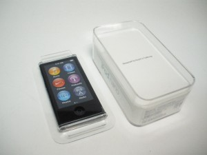 第7世代 iPod nano