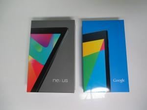 """タブレット端末""""Nexus7""""を買取!"""