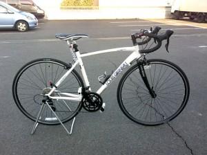 ロードバイク ルイガノ LGS-CEN