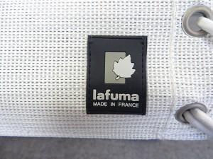 ラフマ(lafuma)のリクライニングチェア