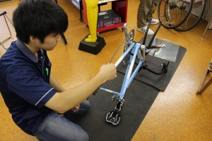 自転車勉強会