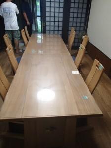 カリモク 食卓テーブル