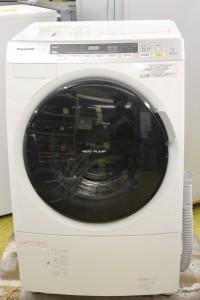 ドラム式洗濯機入荷致しました。