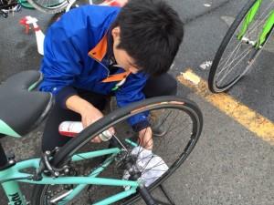 自転車整備2