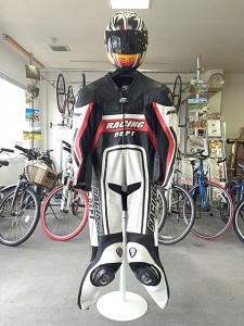 ヘルメット&レーシングスーツ