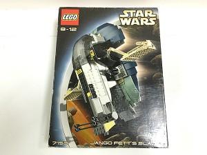 LEGO STARWARS JANGO FETT'S SLAVE I