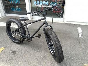男らしいファットバイク BRONX 4.0を買取!