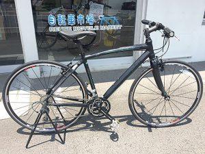 30段変速のクロスバイク ビアンキ カメレオンテ5