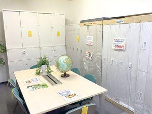 高松店 オフィス家具コーナー