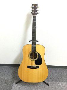 サダヤイリ アコースティックギター YD 302