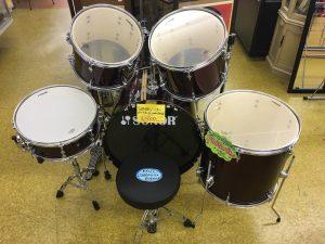 【SONOR】 ドラムセット入荷