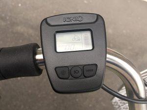 イグニオ 電動ハイブリッド自転車
