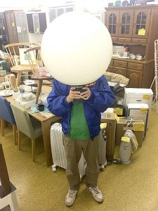 謎の古代遺跡を守る正体不明の球体 兵器ブリオン?