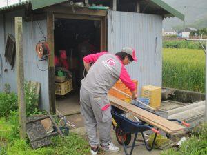 またご利用頂きました!一軒家回収&古備前の大甕を買取!