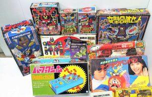 1970〜1980年代の昭和のおもちゃ