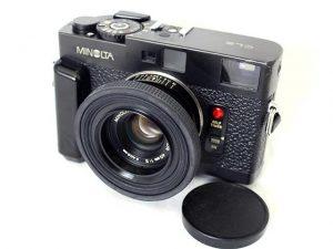 希少なフィルムカメラ MINOLTA/ミノルタ CLE