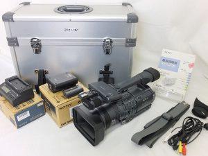 本格的なデジタルHDビデオカメラHDR-FX1入荷しました♪