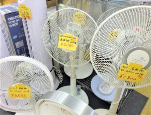 扇風機コーナー03