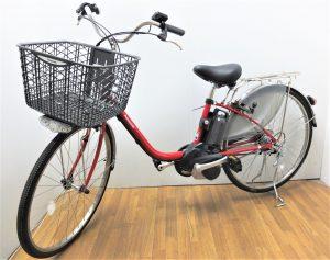 アナタのとっておきを高額買取!電動アシスト自転車が仲間入り*