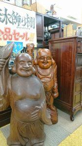 サイコーの笑顔o(*゚▽゚*)o開運、縁起物、布袋様〜ヽ(*´∀`)ノ